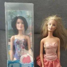 Barbie y Ken: 2 BARBIES UNA EN SU CAJA SIN ABRIR. Lote 241921845