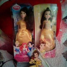 Barbie y Ken: LOTE 3 BELLA PRINCESA DISNEY.COMO BARBIE.ESTRENAR EN CAJA.GALA. EDICION ESPECIAL LIMITADA.MANIQUI.. Lote 242013170