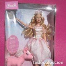 Barbie e Ken: MUÑECA BARBIE PRINCESA CON SU CAJA. Lote 242094375