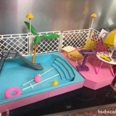 Barbie y Ken: PATIO TROPICAL DE BARBIE. Lote 242148585
