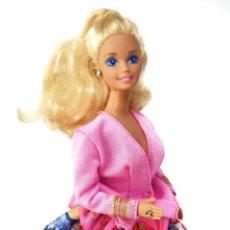 Barbie et Ken: BARBIE FLIGHT TIME, MATTEL 1988. Lote 242876210