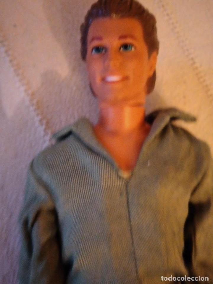 Barbie y Ken: Muñeco ken novio de barbie mattel 1968 indonesia - Foto 2 - 242877680