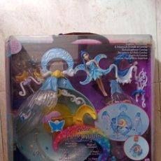 Barbie y Ken: BARBIE FAIRYTOPIA - DORMITORIO DEL HADA LUMINA - 2006 MATTEL - [PRECINTADO]. Lote 243167345