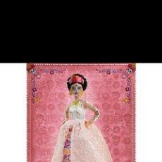 Barbie y Ken: BARBIE DÍA DE MUERTOS. Lote 243933380