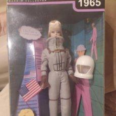 Barbie y Ken: BARBIE ASTRONAUTA, 50 ANIVERSARIO, REPRODUCCIÓN DE 1965. Lote 243993645