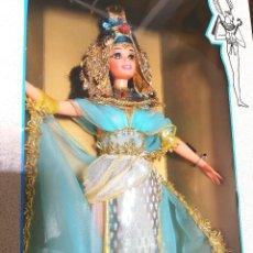Barbie y Ken: BARBIE DE COLECCIÓN EGYPCIAN QUEEN NUEVA EN CAJA. Lote 244429270