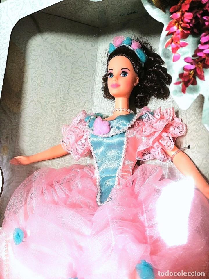 BARBIE DE COLECCIÓN SOUTHERN BELLE 1850S NUEVA EN CAJA (Juguetes - Muñeca Extranjera Moderna - Barbie y Ken)