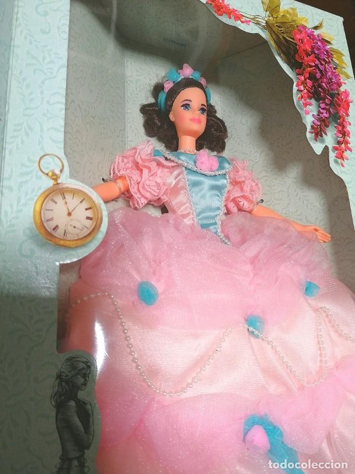 Barbie y Ken: Barbie de colección Southern Belle 1850s nueva en caja - Foto 3 - 244432260