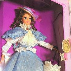 Barbie y Ken: BARBIE DE COLECCIÓN GIBSON GIRL NUEVA EN CAJA. Lote 244433850