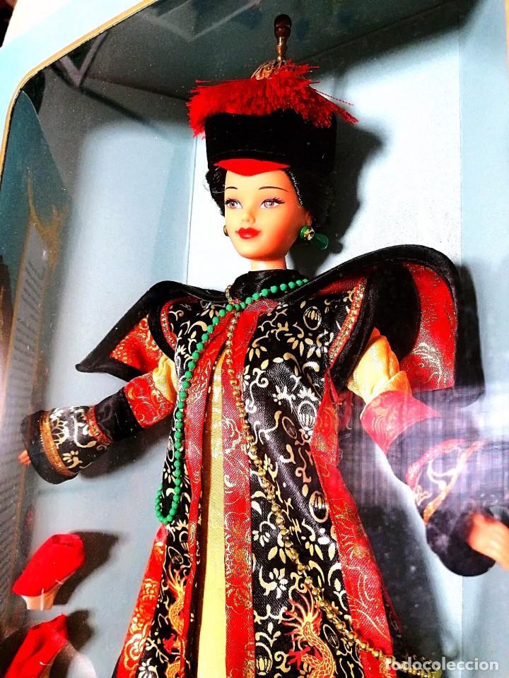 BARBIE DE COLECCIÓN CHINESE EMPRESS NUEVA EN CAJA (Juguetes - Muñeca Extranjera Moderna - Barbie y Ken)