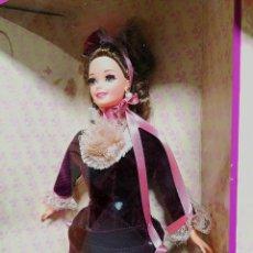 Barbie y Ken: BARBIE DE COLECCIÓN VICTORIAN LADY NUEVA EN CAJA. Lote 244434740
