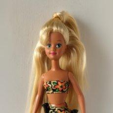 Barbie y Ken: BARBIE SKIPPER TROPICAL SPLASH 1994 AROMA TROPICAL AÑOS 90. Lote 244633830