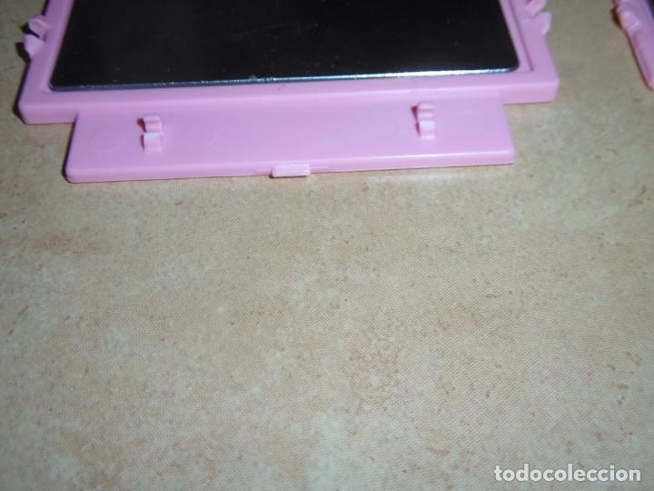Barbie y Ken: Barbie tocador y mesita de noche - Foto 6 - 244749860