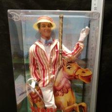 Barbie y Ken: BERT (MARY POPPINS) BARBIE PINK LABEL MATTEL 2007. Lote 245124995