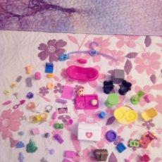 Barbie y Ken: LOTE FIGURAS BARBIE.BRATZS.MEDICO.MESA.SILLA.BAÑERA.ANILLOS.ETC.NUEVOS. Lote 245134970