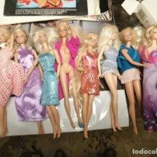 Barbie y Ken: LOTE BARBIES MUÑLECAS Y COMPLEMENTOS. Lote 245934590