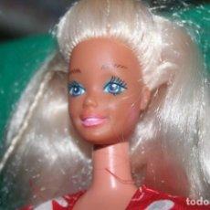 Barbie y Ken: ANTIGUA MUÑECA BARBIE MATTEL SPAIN. Lote 248048345