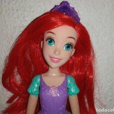 Barbie et Ken: MUÑECA BARBIE ARIEL LA SIRENITA PRINCESA DISNEY HASBRO. Lote 248119060