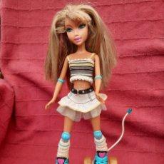 Barbie y Ken: BARBIE PATINADORA MUÑECA MATTEL SIN MANDO. Lote 252334140