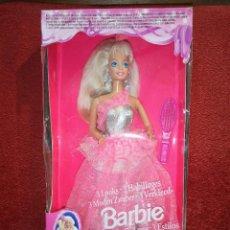 Barbie e Ken: BARBIE THREE TRES 3 LOOKS AÑOS 90 (1994) EN CAJA BLISTER. Lote 252527355