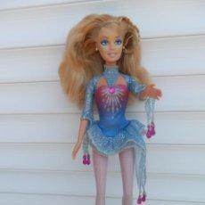 Barbie y Ken: MUÑECA BARBIE PATINADORA DE MATTEL 1998. GRAN TAMAÑO MIDE 35 CM.. Lote 252975085