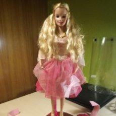 Barbie y Ken: BARBIE GENEVIEVE INTERACTIVA DE COLECCIÓN 2006 LAS 12 PRINCESAS BAILARINAS.. Lote 254072970