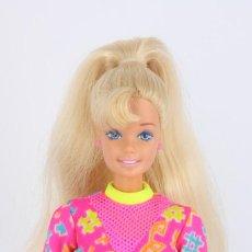 Barbie y Ken: BARBIE WORKIN OUT CON PENDIENTES Y ROPA ORIGINALES - MATTEL, 1996. Lote 254293310