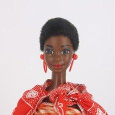 Barbie y Ken: BARBIE AA DOLLS OF THE WORLD COLLECTION KENYAN - MATTEL, 1993. Lote 254293375
