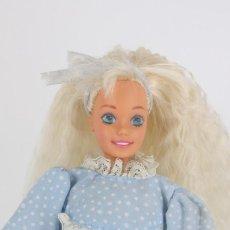 Barbie y Ken: BARBIE SLUMBER PARTY CON OUTFIT ORIGINAL - MATTEL, 1994. Lote 254293700