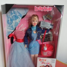 Barbie y Ken: MUÑECA BARBIE CHICAS DE HOY.MATTEL 1998.NUEVA EN CAJA SIN ABRIR.. Lote 254859195