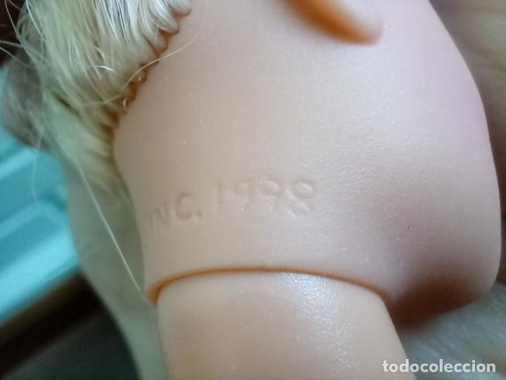 Barbie y Ken: Barbie cuerpo Bellybutton 1999 - cabeza 1998 - Foto 5 - 254862130