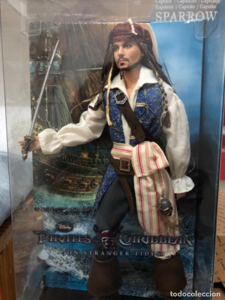 JACK SPARROW DE COLECCIÓN (Juguetes - Muñeca Extranjera Moderna - Barbie y Ken)