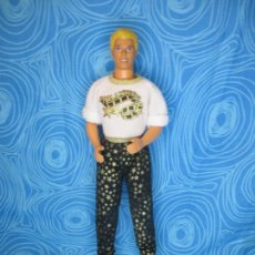 Barbie e Ken: KEN HOLLYWOOD HAIR 1992. Lote 255921595