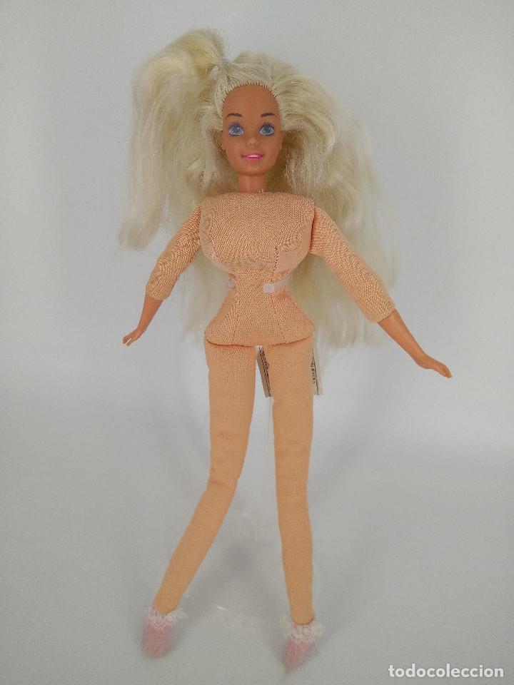 Barbie y Ken: Barbie Bedtime / Dulces sueños con camisón original - Mattel, 1994 - Foto 3 - 256079370