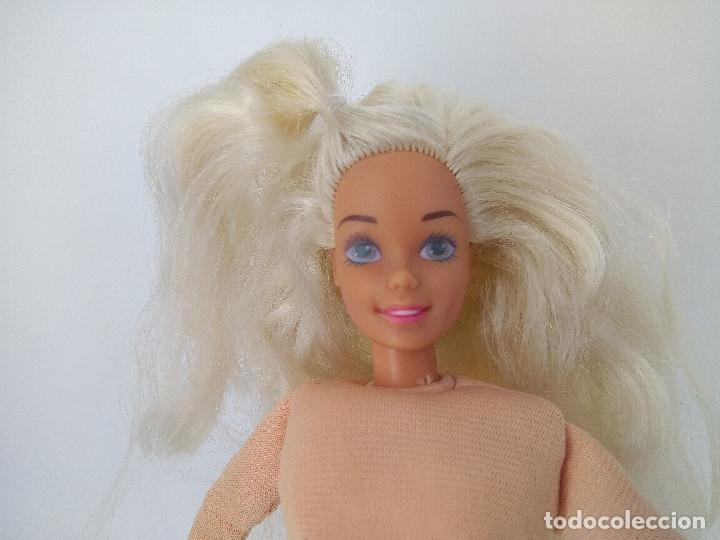 Barbie y Ken: Barbie Bedtime / Dulces sueños con camisón original - Mattel, 1994 - Foto 5 - 256079370