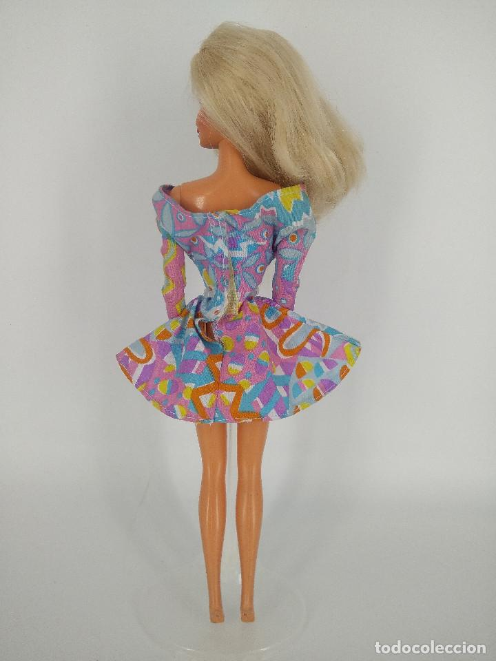 Barbie y Ken: Barbie Special Expressions con vestido original - Mattel, 1992 - Foto 3 - 256079510