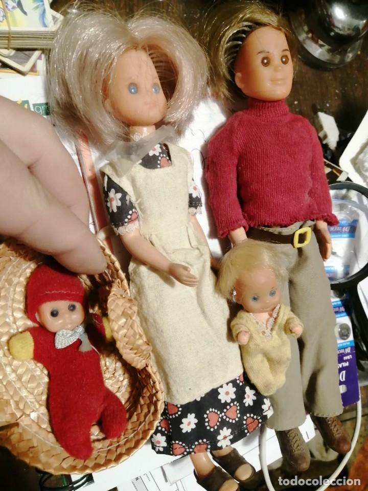 FAMILIA FELIZ 1973 MATTEL CONGOST (Juguetes - Muñeca Extranjera Moderna - Barbie y Ken)