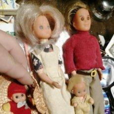 Barbie y Ken: FAMILIA FELIZ 1973 MATTEL CONGOST. Lote 257395280
