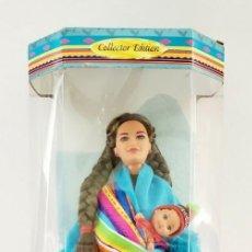 Barbie e Ken: BARBIE PERUVIAN. Lote 258847305