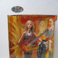 Barbie e Ken: BARBIE SHAKIRA EN CAJA ORIGINAL CON TODOS LOS ACCESORIOS DE MATTEL .. Lote 258869860