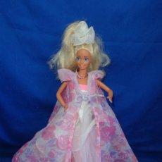 Barbie y Ken: BARBIE - ANTIGUA BARBIE CONGOST COMO NUEVA VESTIDA Y CALZADA! SM. Lote 260598375