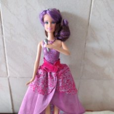 Barbie y Ken: BARBIE CANTANTE 2011 MADE IN INDONESIA.. Lote 261616060