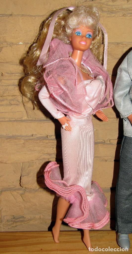 Barbie y Ken: BARBIE Y KEN FRAGANCIA - MATTEL SPAIN - TODO ORIGNIAL - AÑO 1987 - MUY BUEN ESTADO - Foto 4 - 262018225