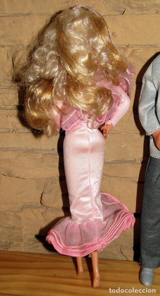 Barbie y Ken: BARBIE Y KEN FRAGANCIA - MATTEL SPAIN - TODO ORIGNIAL - AÑO 1987 - MUY BUEN ESTADO - Foto 7 - 262018225