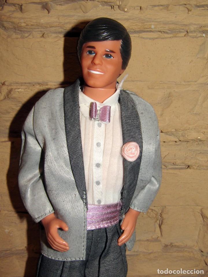 Barbie y Ken: BARBIE Y KEN FRAGANCIA - MATTEL SPAIN - TODO ORIGNIAL - AÑO 1987 - MUY BUEN ESTADO - Foto 8 - 262018225