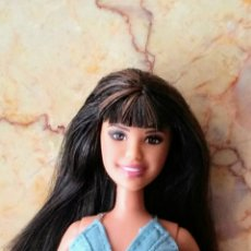 Barbie et Ken: BARBIE CANTA DE VERDAD , CAMP ROCK , DEMI LOVATO , MATTEL 2001. Lote 262063720