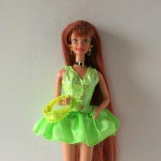 Barbie et Ken: BARBIE CUT AND STYLE MIDGE PELIRROJA AÑOS 90. Lote 262433750