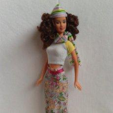 Barbie y Ken: BARBIE TERESA CON CONJUNTO ORIGINAL. Lote 262964395