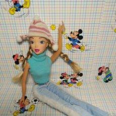 Barbie y Ken: MUÑECA TAMAÑO BARBIE. Lote 262966395