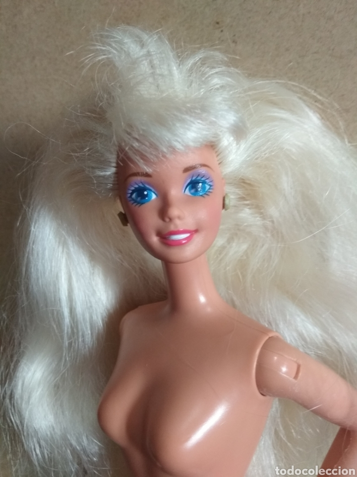 MOONLIGHT ROSES BARBIE 1991 SUPERSTAR VINTAGE (Juguetes - Muñeca Extranjera Moderna - Barbie y Ken)
